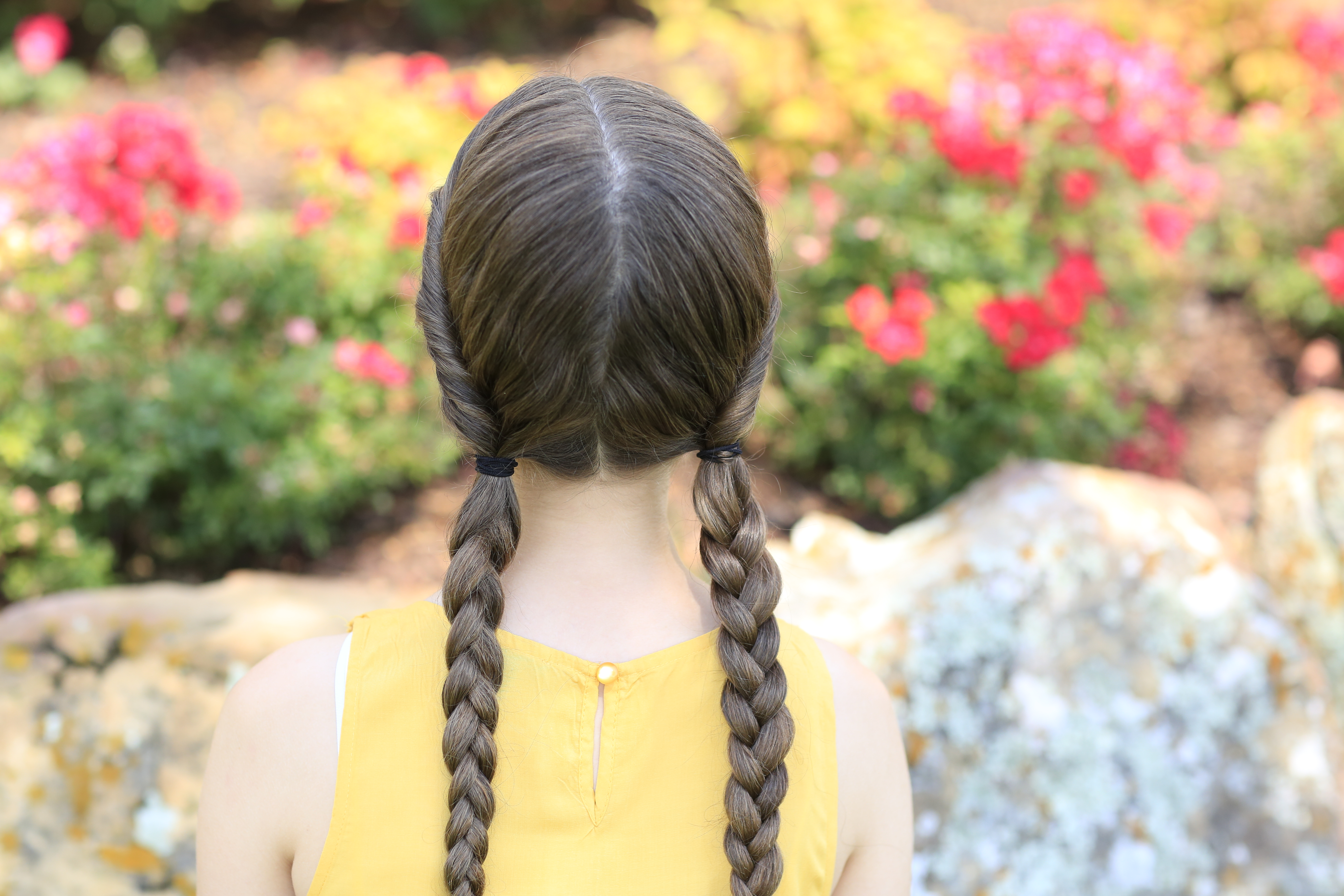 Hairstyles for Girls: Twist Back into Braids