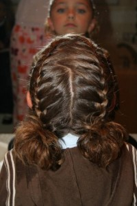 Double French Braids   Hairstyle Ideas
