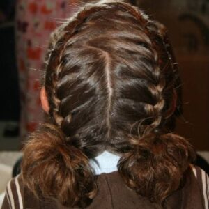 Double French Braids | Hairstyle Ideas