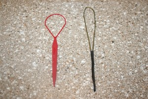 Homemade Topsy Tail Tool