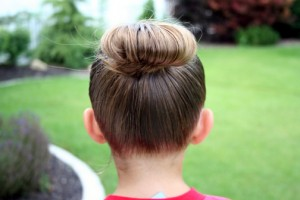 High Cheer Bun (Back)