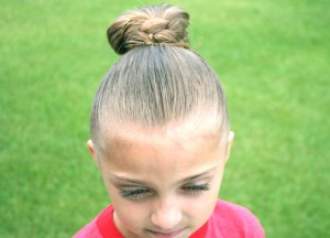 High Cheer Bun (Top)