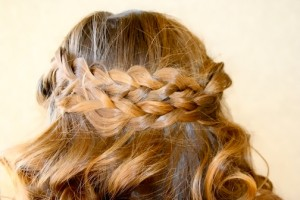 Pancake Braid | Bohemian Hairstyles