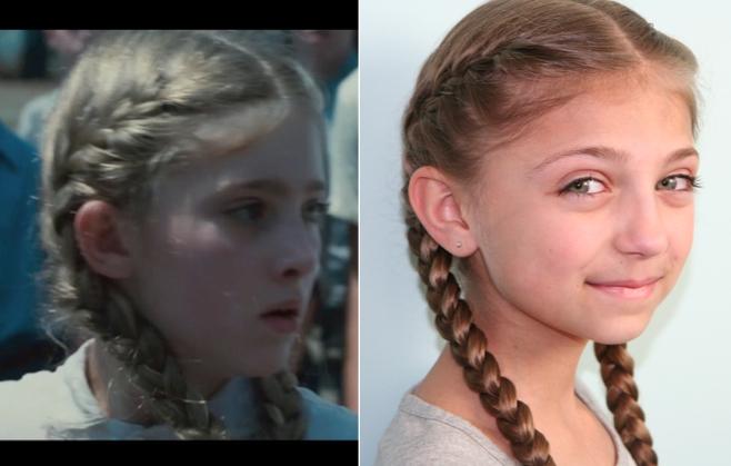Primrose Everdeen Braids Hunger Games Hairstyles Cute Girls