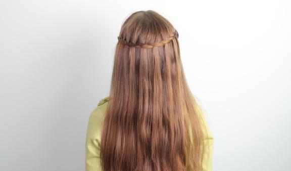 Waterfall Twist Beautiful Teen Hairstyles Cute Girls Hairstyles