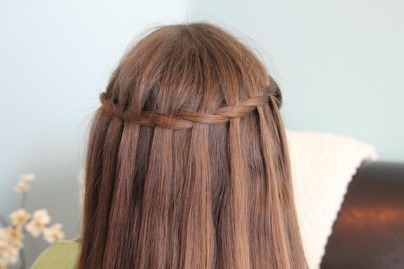 Waterfall Twist | Beautiful Teen Hairstyles
