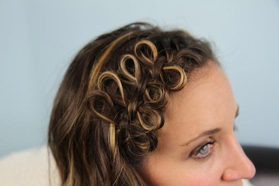 Bow Braid Headband Girls Hairstyles Cute Girls Hairstyles