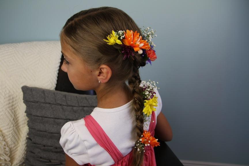 The Rapunzel Braid Disney Princess Hairstyles Cute Girls Hairstyles