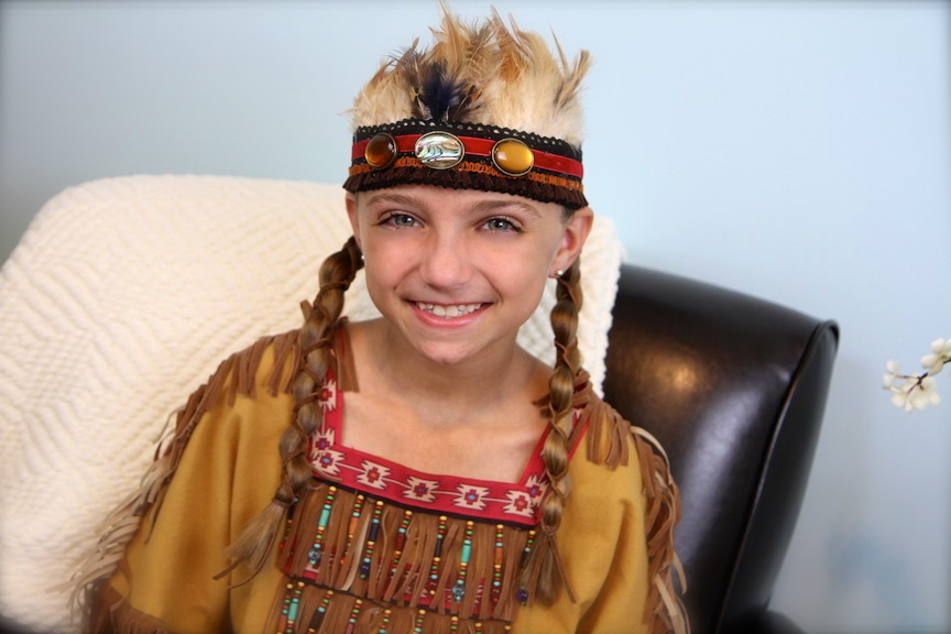 Loony Braids with Leather Accents   Cute Braid Ideas