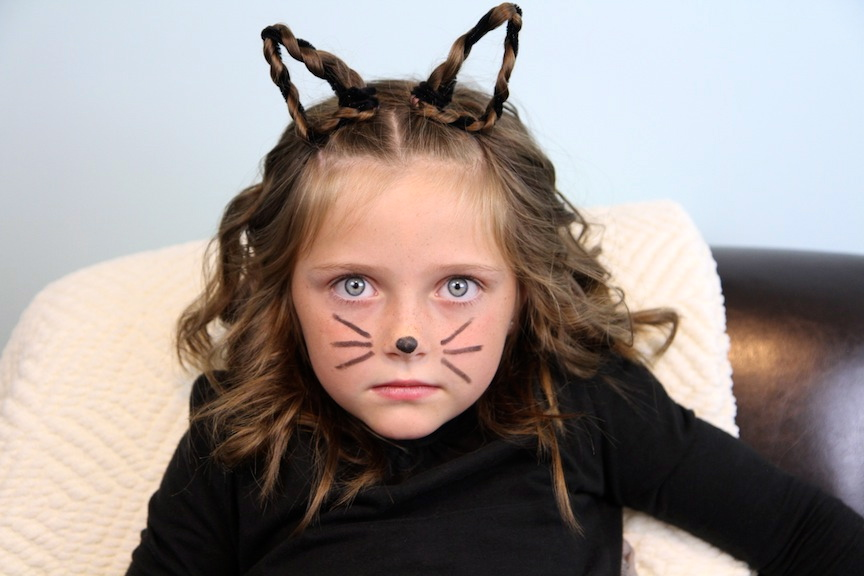 How To Make Cat Ears With Pipe Cleaners