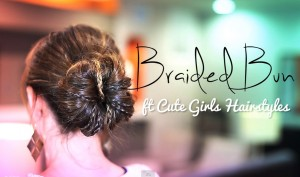 Hair Bun with Micro-Braid Accents | Updo Hairstyles