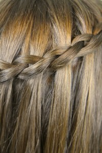 Dutch Waterfall Braid Stranding | Braid Techniques