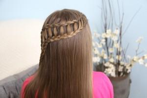 Ladder Braid Combo | Cute Hairstyles