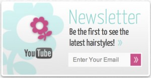 Cute Girls Hairstyles Newsletter