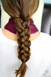 Stacked Braids | Braid Hairstyles