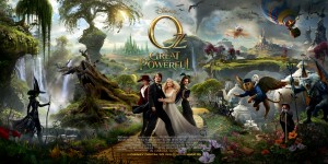 Oz -  The Great and Powerful