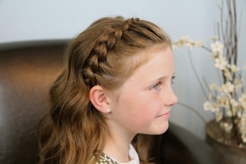 Dutch Lace Braided Headband   Braid Hairstyles