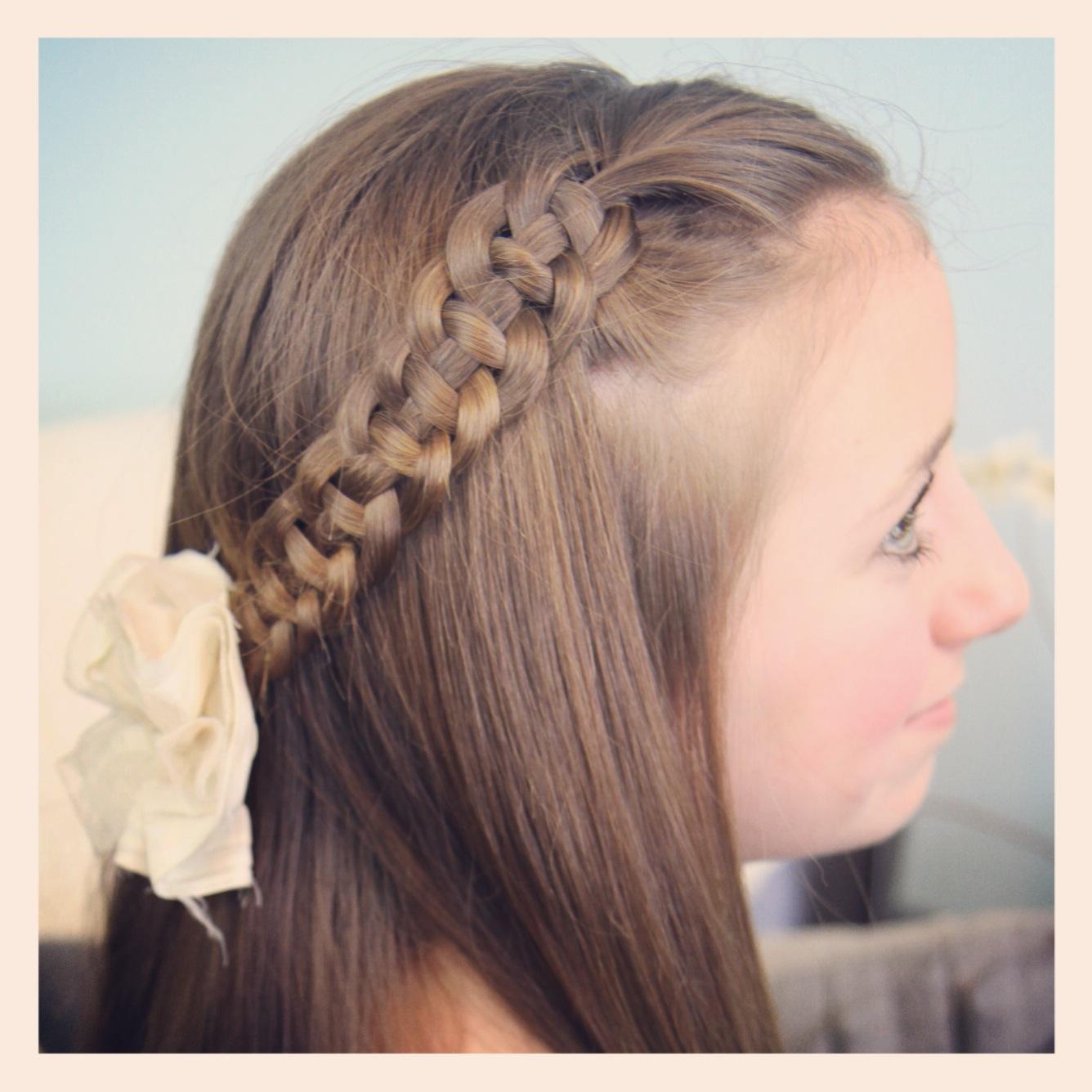 27 creative cute girls hairstyles – wodip