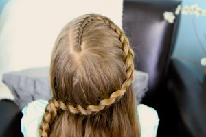 Wrap-Around Prim Braid | Catching Fire | Hunger Games Hairstyles