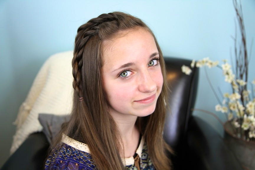 Cute Hairstyles For Straight Hair 13 Year Olds Hair