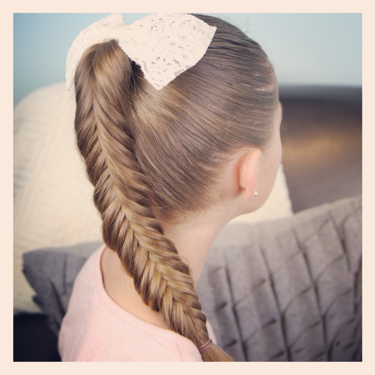 Fishtail Braids | Cute Girls Hairstyles | Page 2