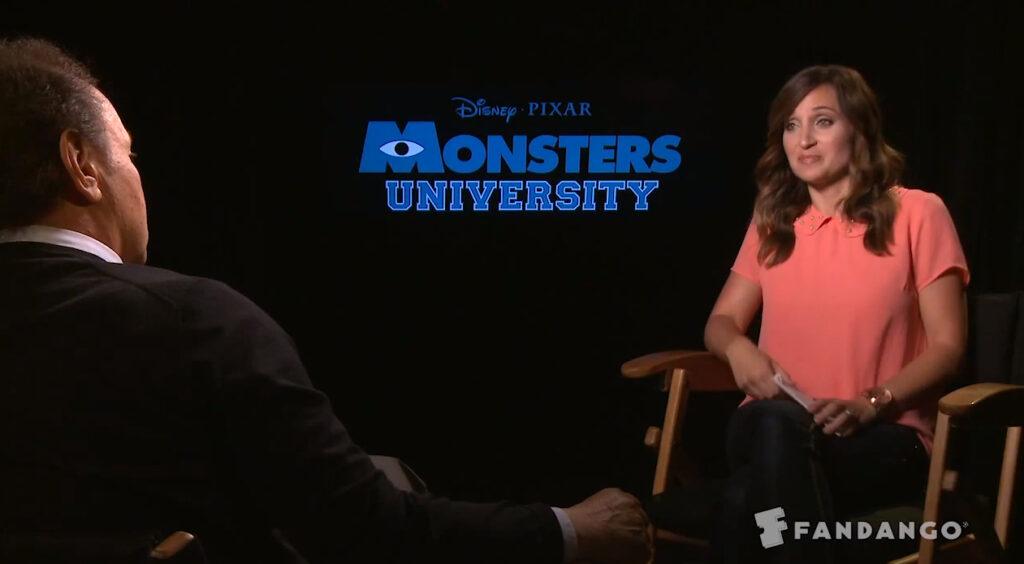 Billy Crystal   Monsters University
