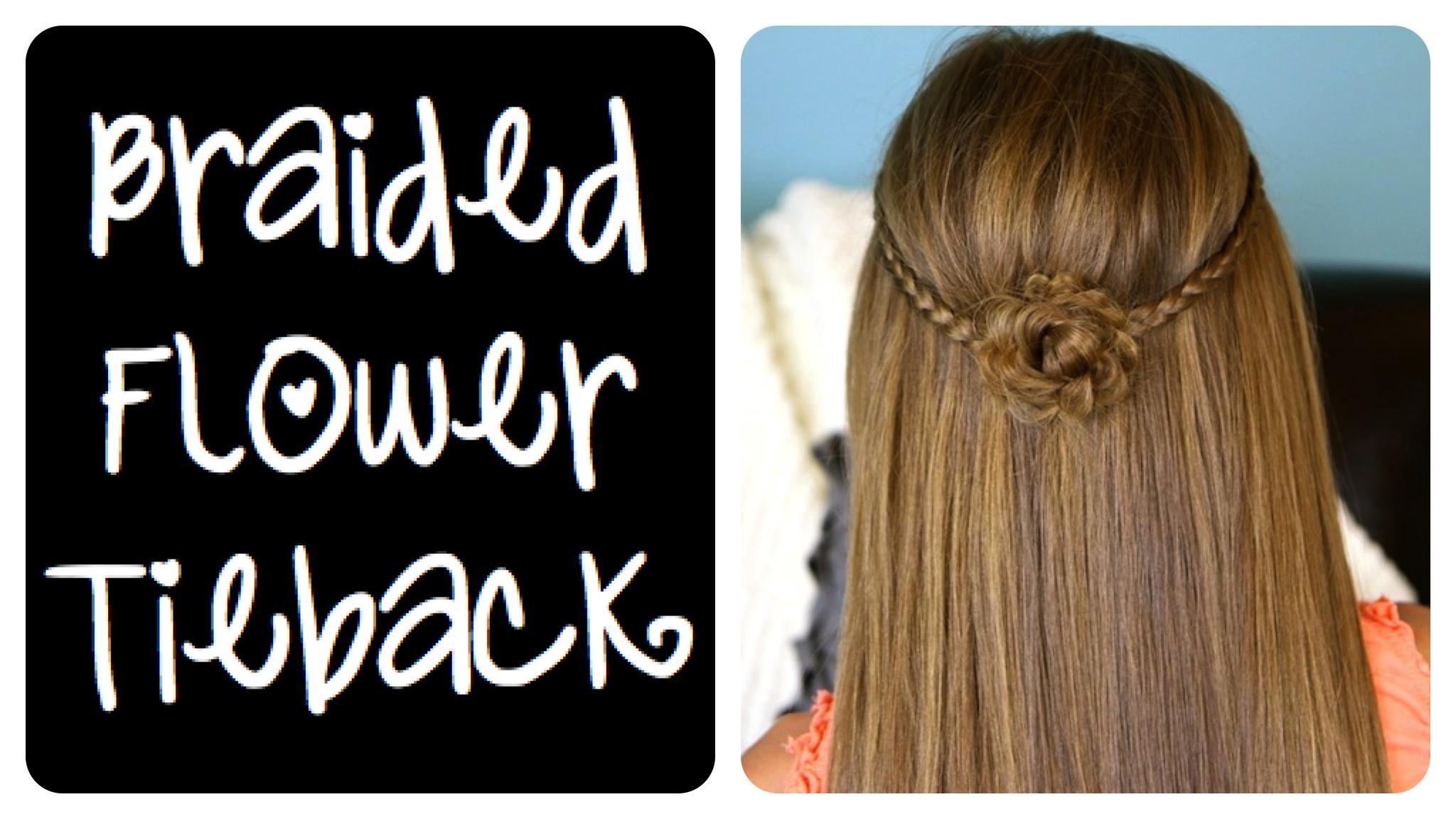 Flower Girl Braid Hairstyles Flower Girl Hairstyles