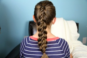 Stacked Twist | Braided Hairstyles