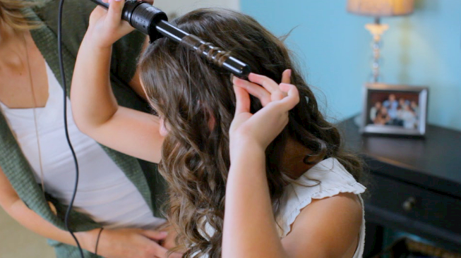 19mm NuMe Curling Wand Tutorial