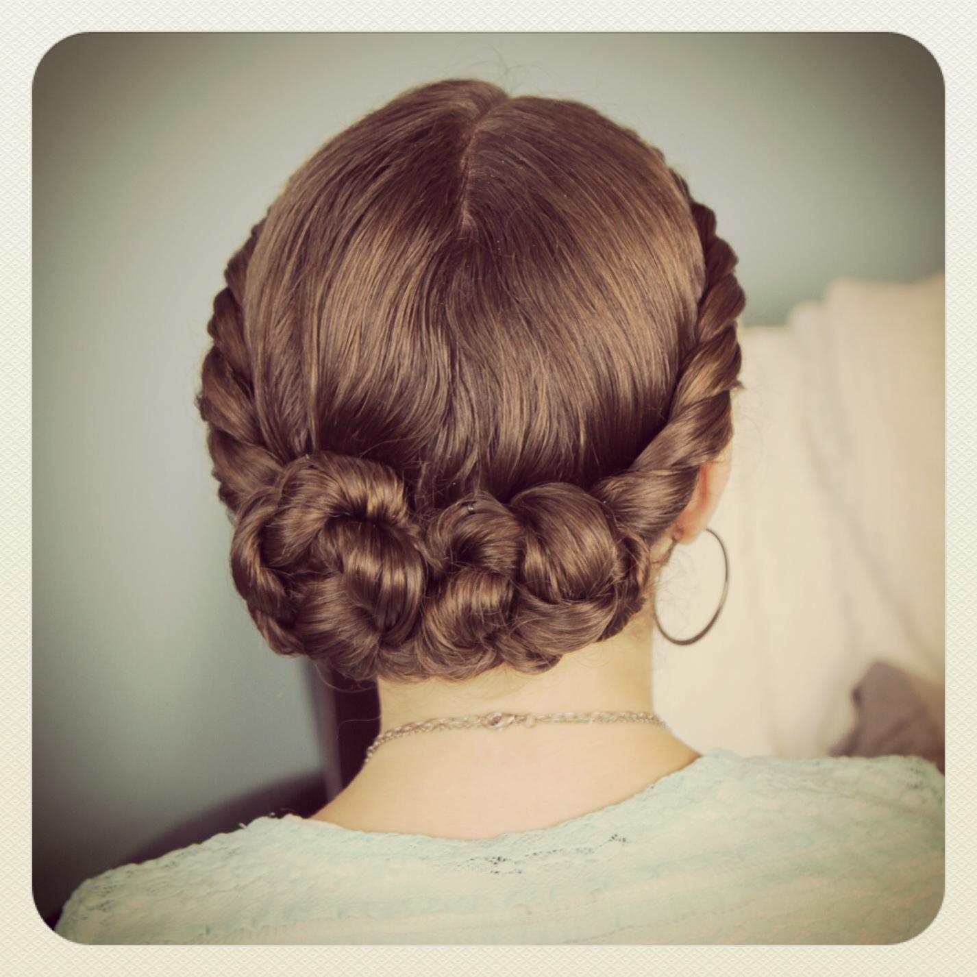 Cool Short Hair Dance Recital Short Hair Fashions Hairstyle Inspiration Daily Dogsangcom