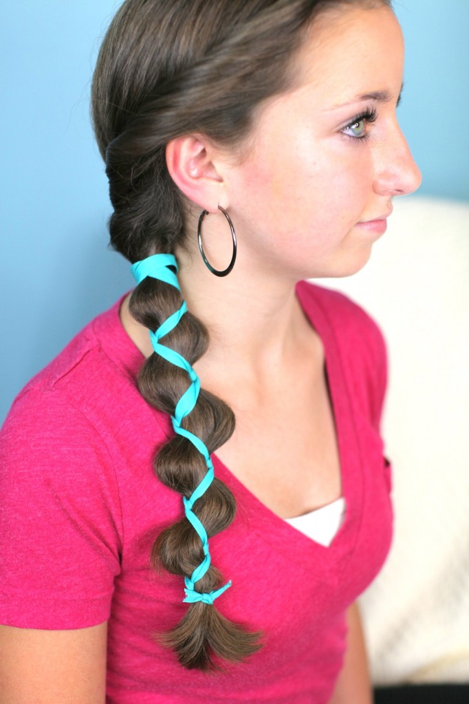 Ribbon Accent Loony Braid