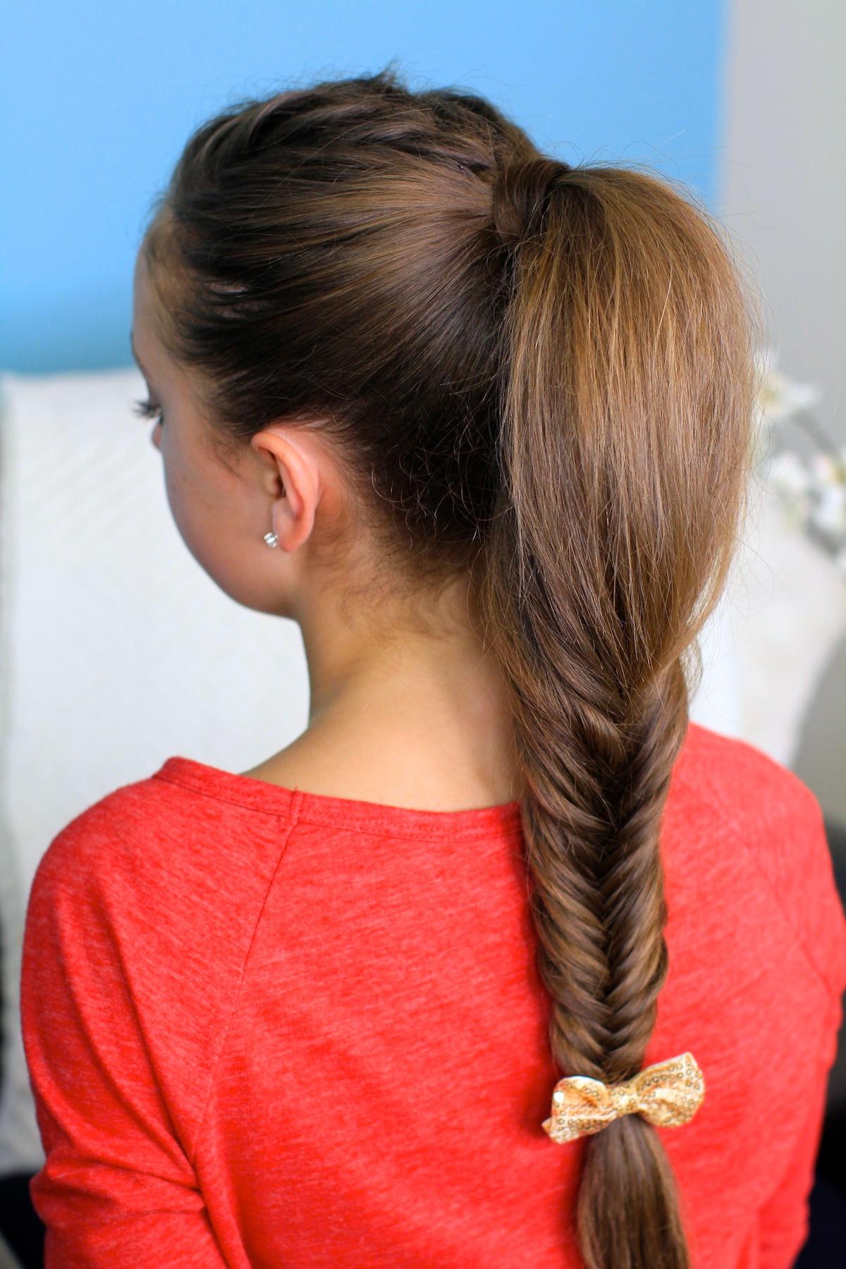 22 Pretty Braided Hair Ideas for Teenage Girls | Styles Weekly |Pretty Braids For Girls