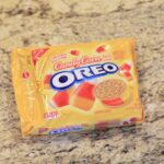Oreos {Candy Corn flavored}