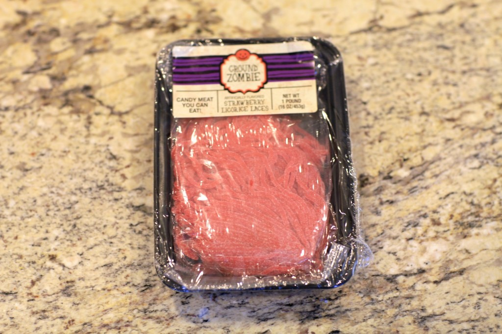1 lb Zombie Meat {strawberry licorice}