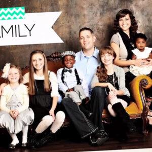 CuteGirlsHairstyles Family | Mcknight Family portrait