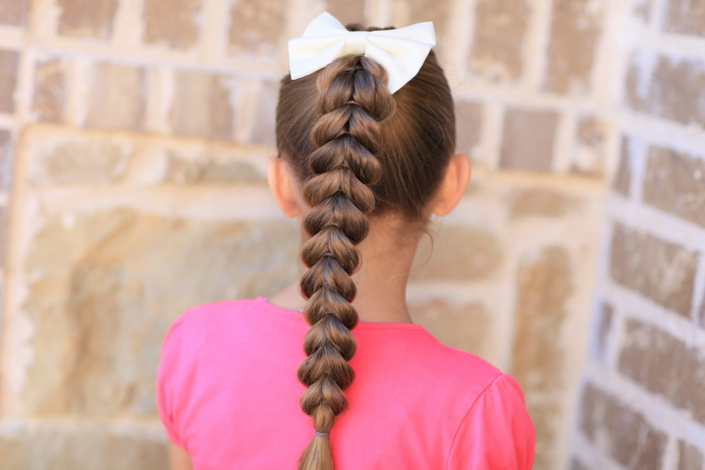 Pull-Through Braid | Cute Braids