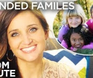Blended Families | Mom Minute