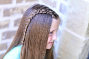 Crossover Dutch Braid