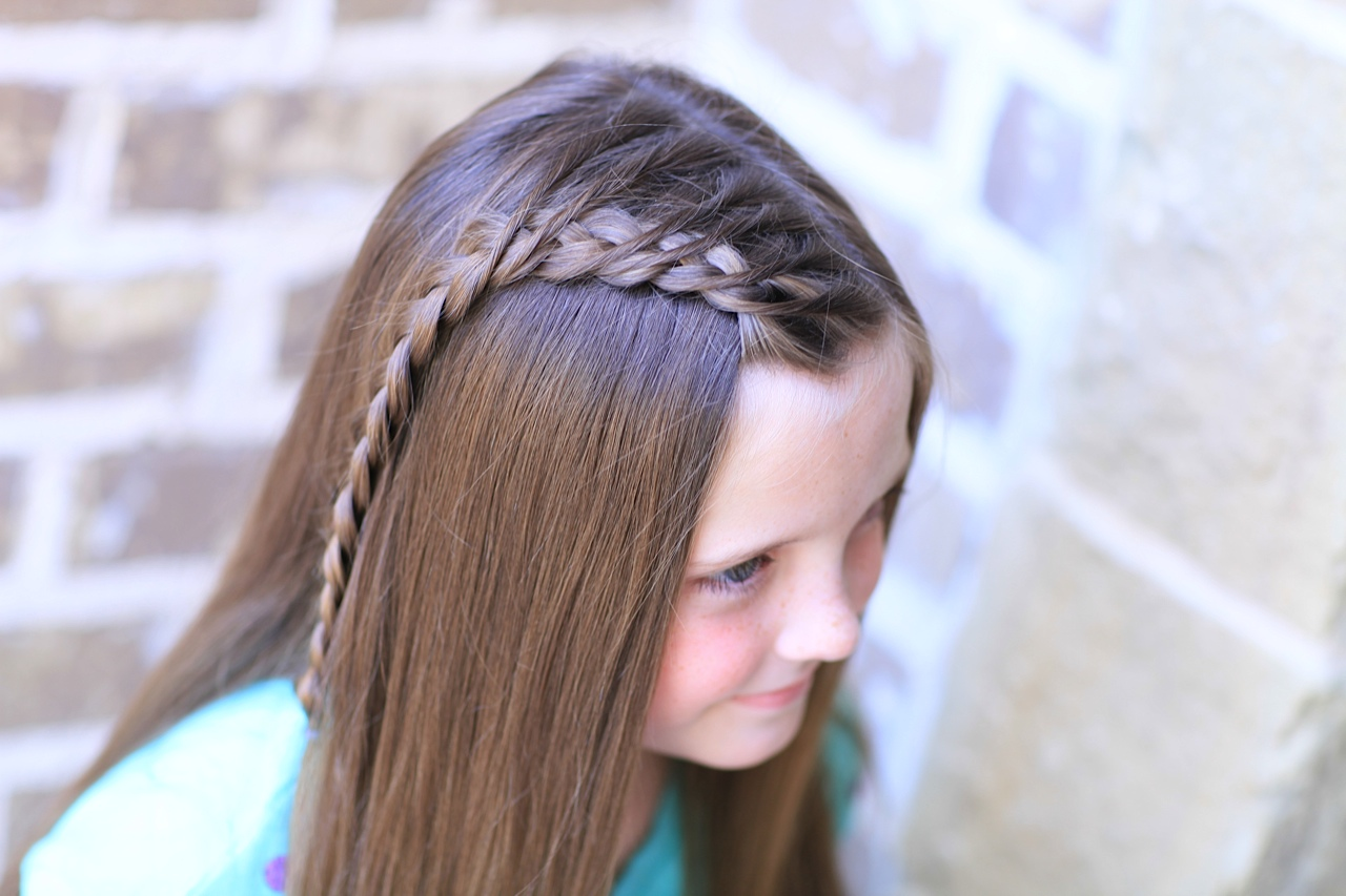 Dutch Braids Cute Girls Hairstyles