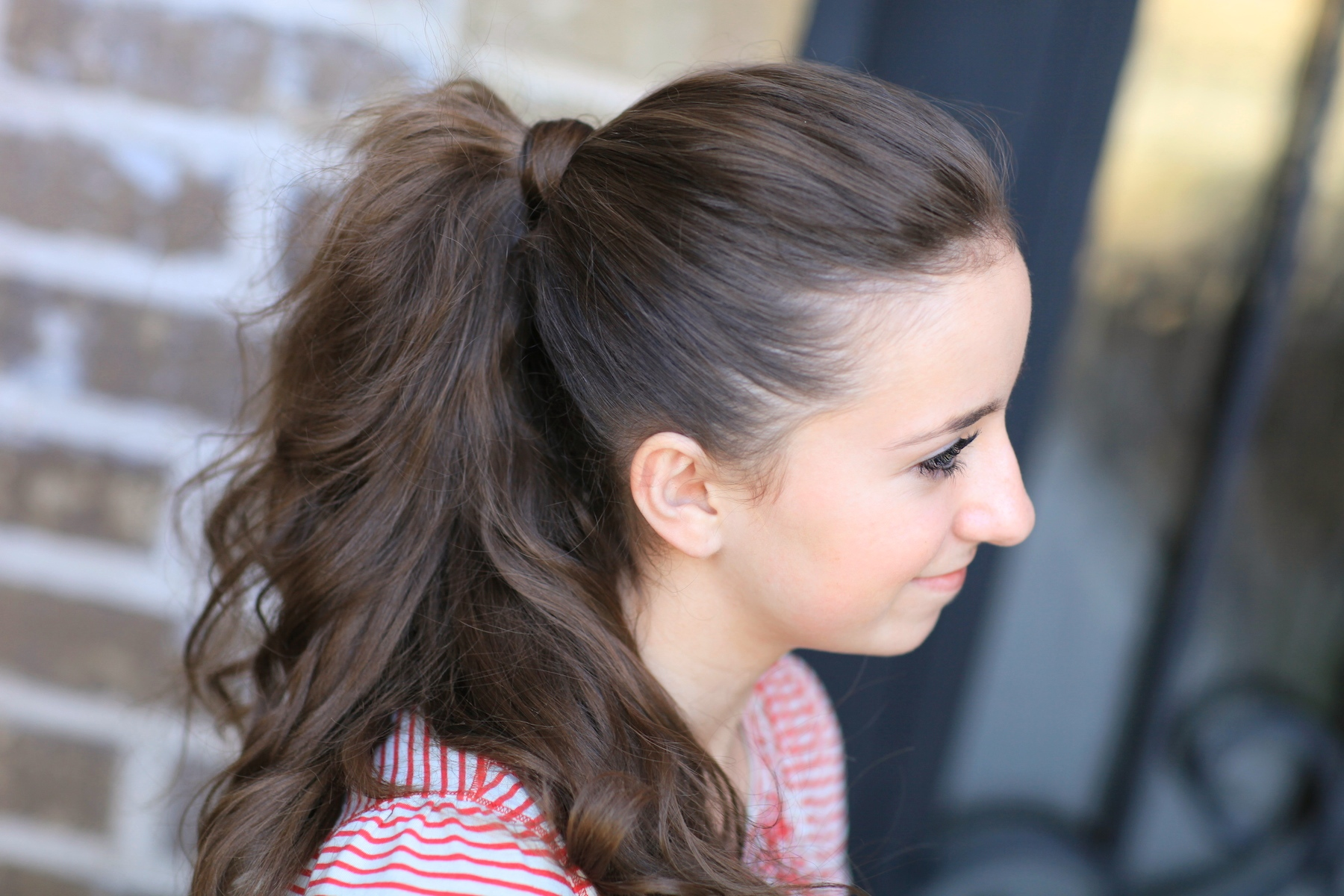 How to Get the Perfect Ponytail