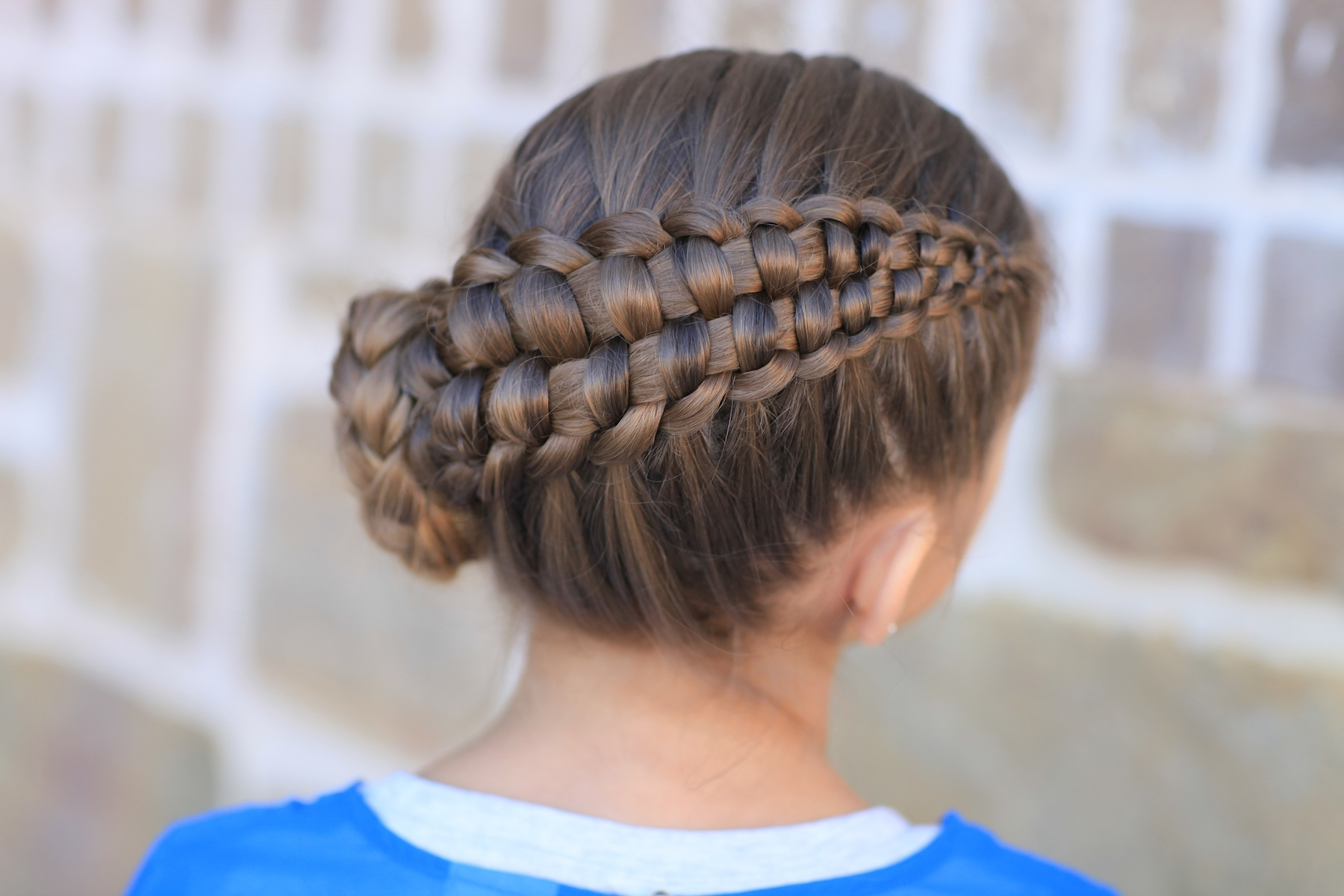 Cute Hair Styles With Braids: How To Create A Zipper Braid