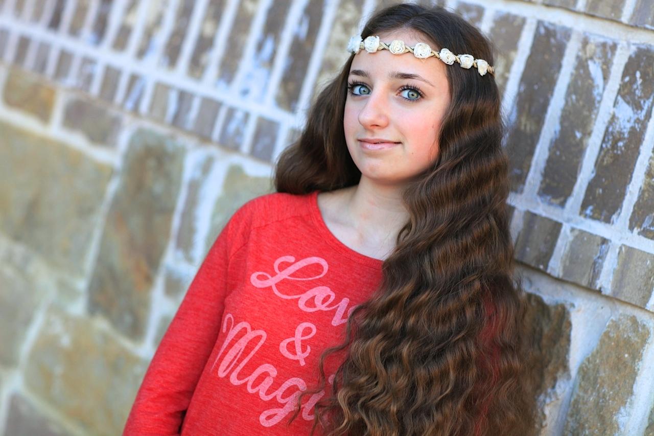 Bandana Curls No Heat Curl Hairstyles Cute Girls