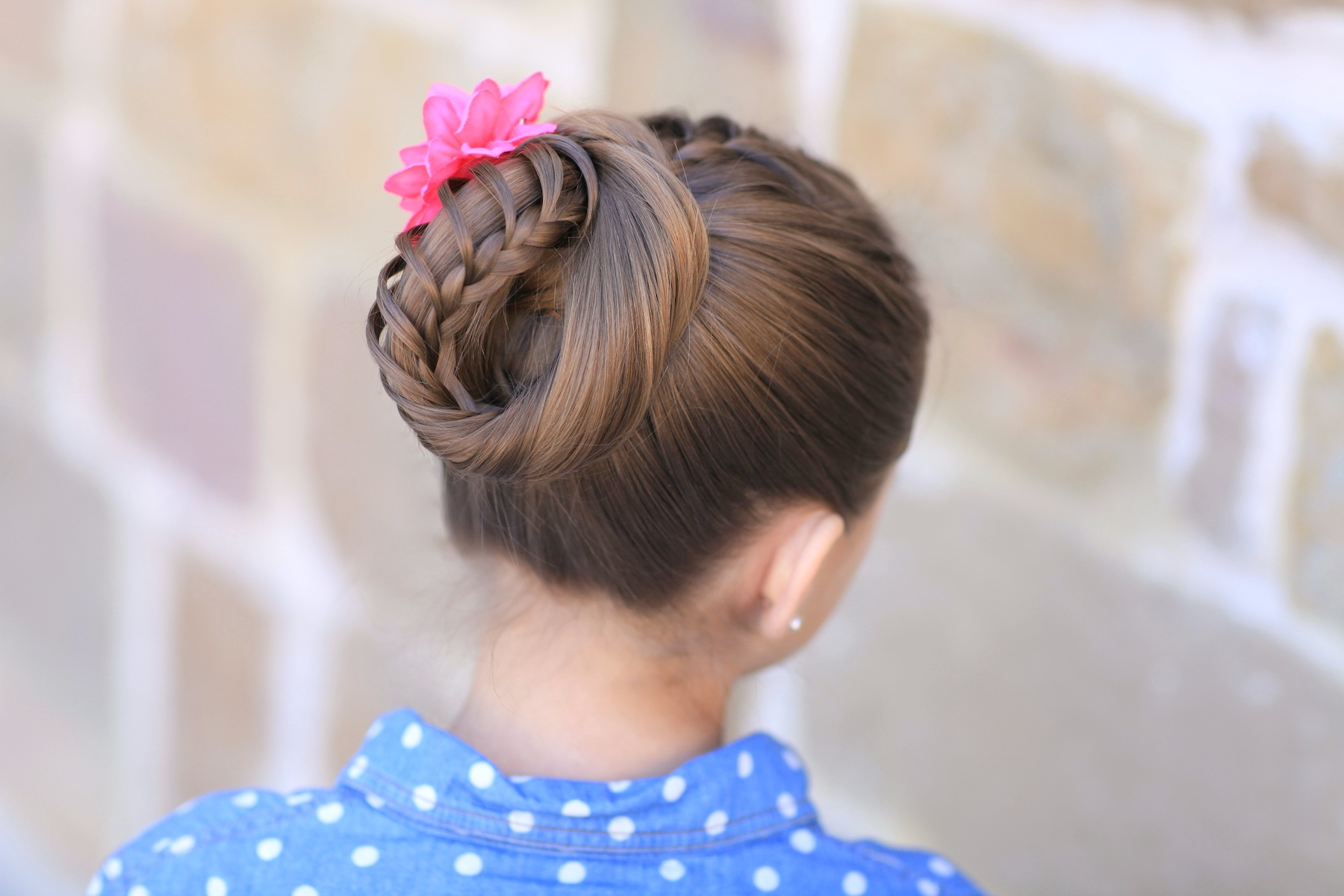 Unique 41 Cute Cheer Hairstyles