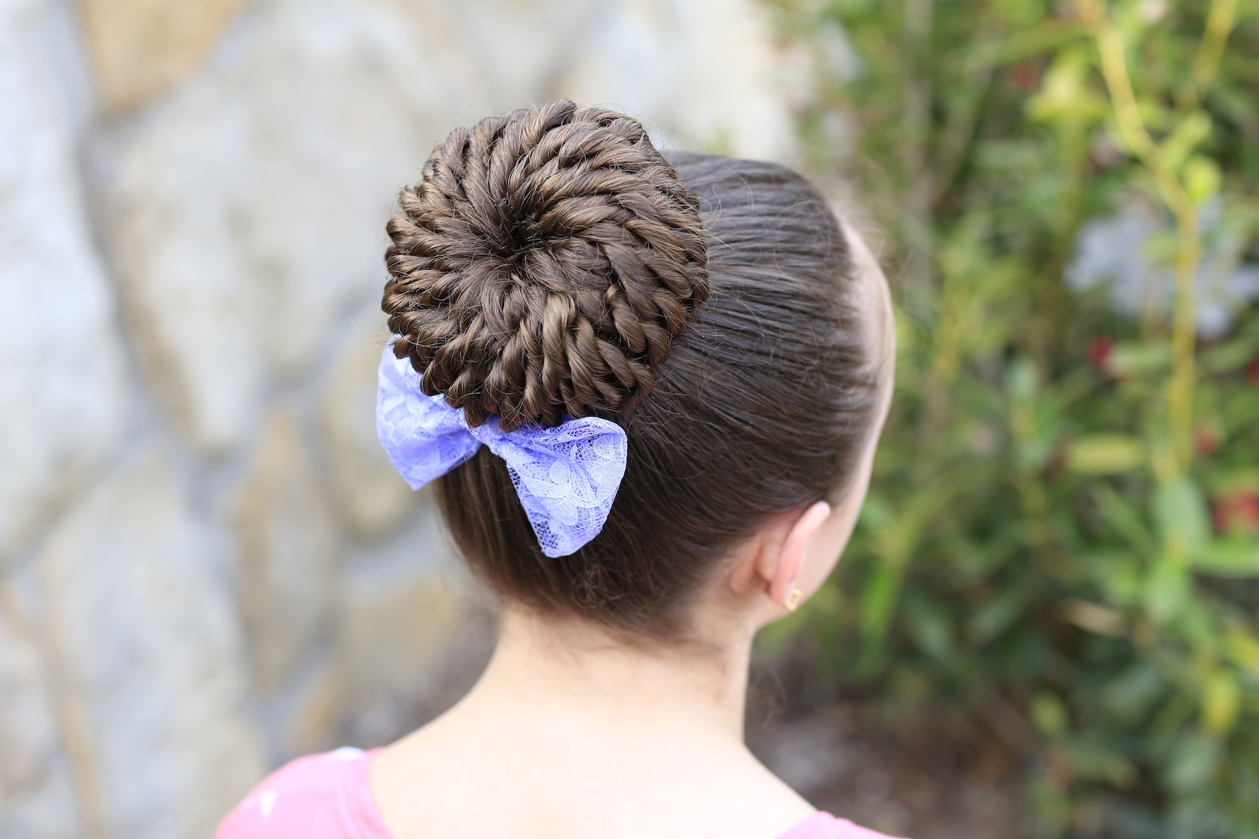 Bun cute girls hairstyles also little black girl hair bun besides cute
