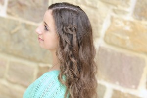 Celtic Knot |St Patrick's Day Hairstyles