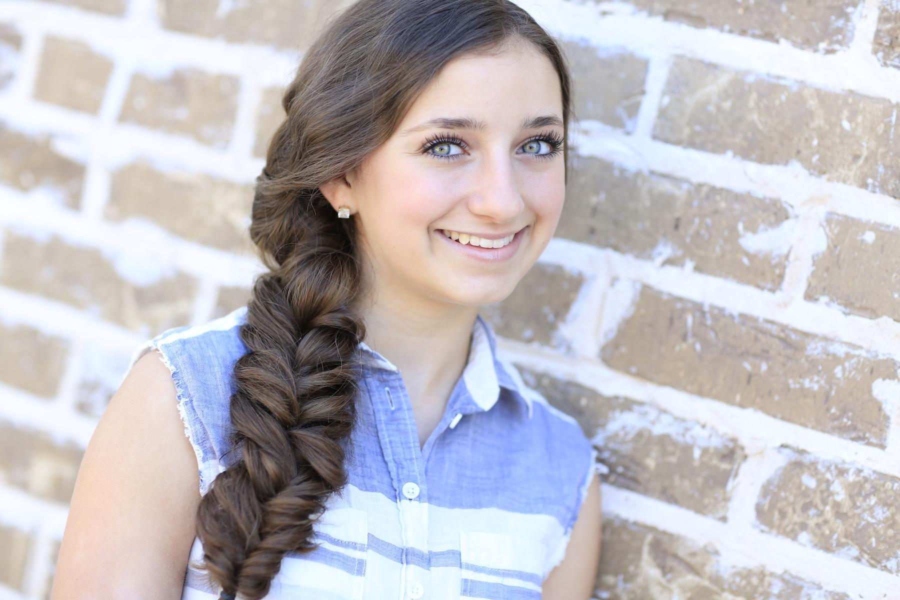 The Alternative Braid | With Abby from TwistMePretty | Cute ...