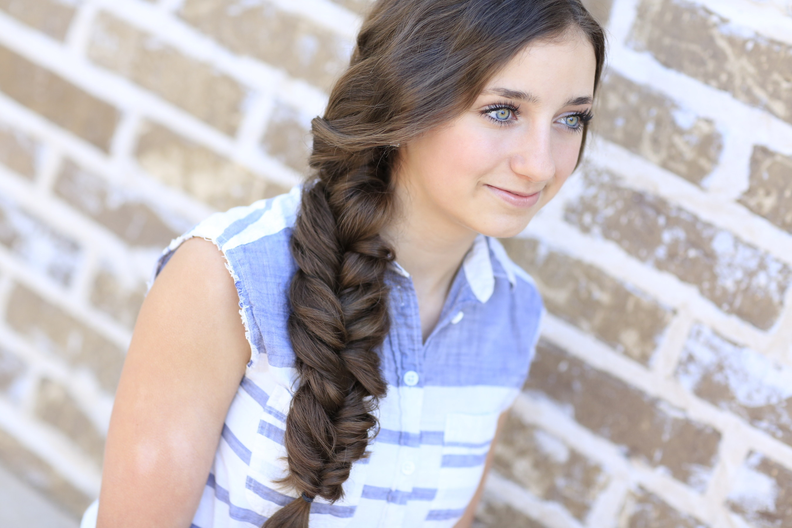 The Alternative Braid | With Abby from TwistMePretty