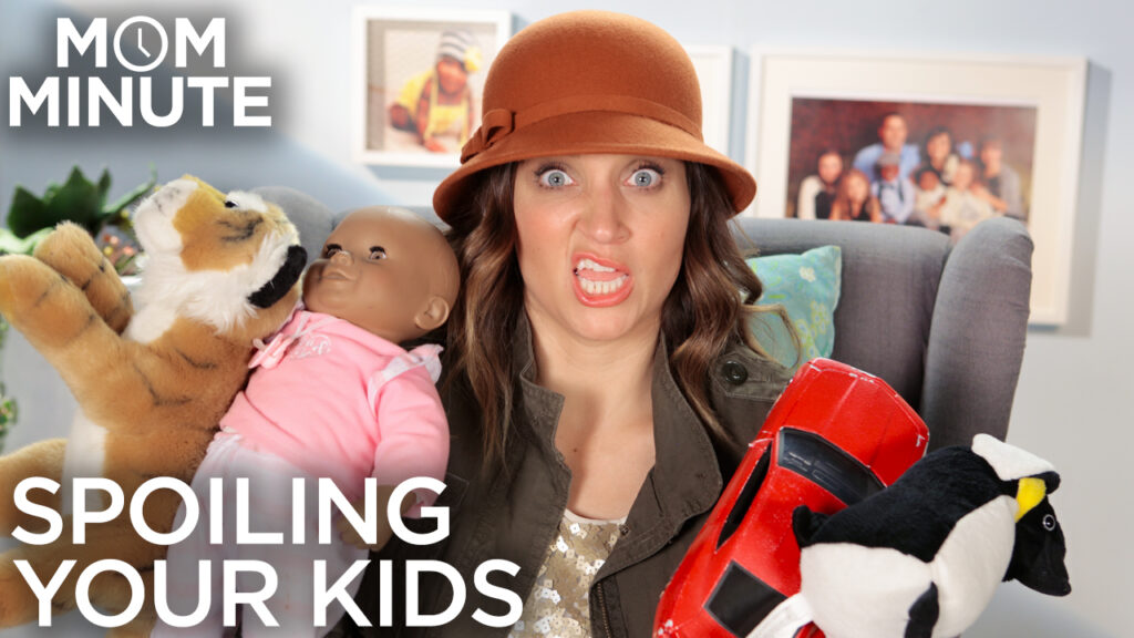 Spoiled Children | Mom Minute