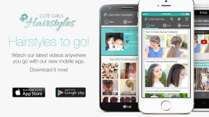 CuteGirlsHairstyles App
