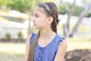 Zig-Zag Twistbacks | Rope Braid